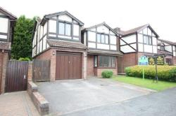 Detached House For Sale Ashton-In-Makerfield Wigan Greater Manchester WN4