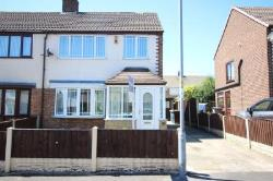 Semi Detached House For Sale Ashton-In-Makerfield Wigan Greater Manchester WN4