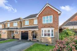 Detached House For Sale Wateringbury Maidstone Kent ME18