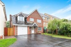 Detached House For Sale Beggarwood Basingstoke Hampshire RG22