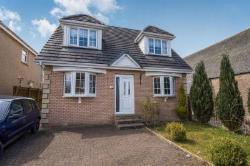 Detached House For Sale Harthill Shotts Lanarkshire ML7