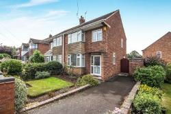 Semi Detached House For Sale  Bedworth Warwickshire CV12