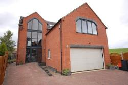 Detached House For Sale Ambergate Belper Derbyshire DE56