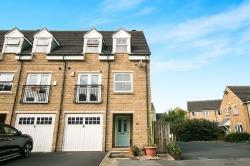Semi Detached House For Sale Cottingley Bingley West Yorkshire BD16