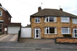 Semi Detached House For Sale Birstall Leicester Leicestershire LE4