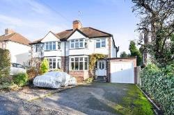 Semi Detached House For Sale Catshill Bromsgrove Worcestershire B61