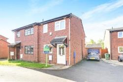Semi Detached House For Sale Stoke Heath Bromsgrove Worcestershire B60
