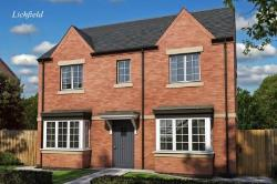 Detached House For Sale Tutbury Burton-On-Trent Staffordshire DE13