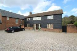 Detached House For Sale Cherhill Calne Wiltshire SN11