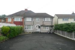 Semi Detached House For Sale Shard End Birmingham West Midlands B34