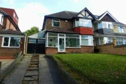 Semi Detached House For Sale Hodge Hill Birmingham West Midlands B36