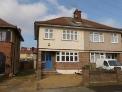 Semi Detached House To Let Collier Row Romford Essex RM5