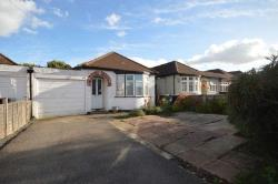 Detached Bungalow For Sale West Ewell Epsom Surrey KT19