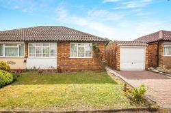 Semi - Detached Bungalow For Sale  Chessington Surrey KT9