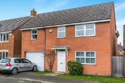 Detached House To Let  Ibstock Leicestershire LE67