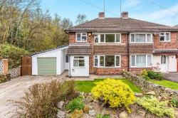 Semi Detached House For Sale Whitwick Coalville Leicestershire LE67