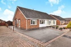 Semi - Detached Bungalow For Sale Whitwick Coalville Leicestershire LE67