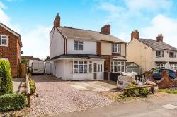Semi Detached House For Sale  Coalville Leicestershire LE67