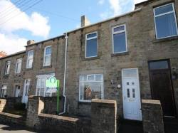 Terraced House To Let Castleside Consett Durham DH8