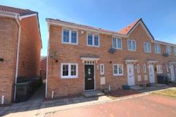 Semi Detached House To Let The Grove Consett Durham DH8