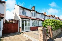 Semi Detached House For Sale  Thornton Heath Surrey CR7