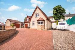 Detached House For Sale Glenboig Coatbridge Lanarkshire ML5
