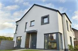 Semi Detached House For Sale Kilsyth Glasgow Lanarkshire G65