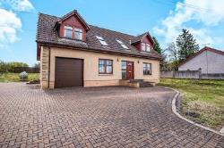 Detached House For Sale Greengairs Airdrie Lanarkshire ML6
