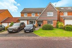 Detached House For Sale Faverdale Darlington Durham DL3