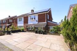 Semi Detached House For Sale  Hyde Greater Manchester SK14