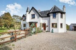 Detached House For Sale Bonar Bridge Ardgay Highland IV24
