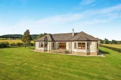 Detached Bungalow For Sale Evanton Dingwall Highland IV16
