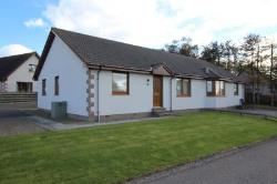 Semi - Detached Bungalow To Let Fearn Tain Highland IV20