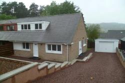 Semi Detached House To Let Contin Strathpeffer Highland IV14