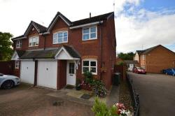 Semi Detached House For Sale Wychbold Droitwich Worcestershire WR9