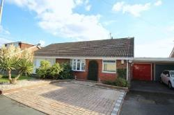 Semi - Detached Bungalow For Sale  Kingswinford West Midlands DY6