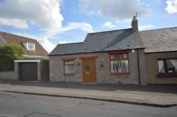 Semi - Detached Bungalow For Sale Kingseat Dunfermline Fife KY12