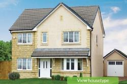 Detached House For Sale Saline Dunfermline Fife KY12