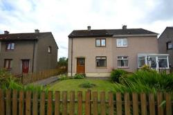 Semi Detached House To Let Wellwood Dunfermline Fife KY12