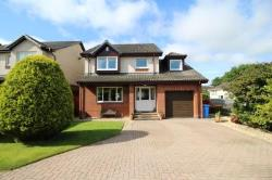 Detached House For Sale Chapelton Strathaven Lanarkshire ML10