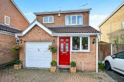 Detached House For Sale Giltbrook Nottingham Nottinghamshire NG16