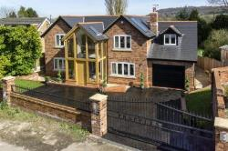Detached House For Sale Helsby Frodsham Cheshire WA6