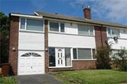 Semi Detached House To Let  Newcastle Upon Tyne Tyne and Wear NE3