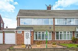 Semi Detached House For Sale Wideopen Newcastle Upon Tyne Tyne and Wear NE13