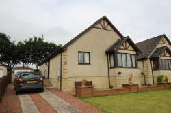 Detached Bungalow For Sale Plains Airdrie Lanarkshire ML6