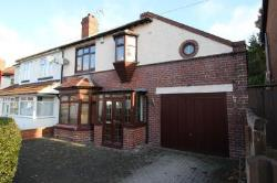 Semi Detached House For Sale  Birmingham West Midlands B17