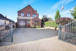 Detached House For Sale Nailstone Nuneaton Leicestershire CV13