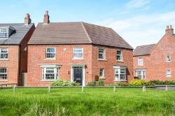 Detached House For Sale  Hinckley Leicestershire LE10