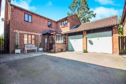 Detached House For Sale Stoke Golding Nuneaton Leicestershire CV13