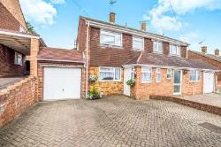 Semi Detached House For Sale Hoo Rochester Kent ME3